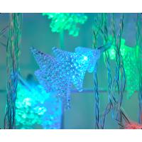 Фигурная LED гирлянда цветная